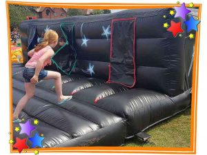 A Children's Inflatable Game