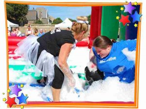 Bubble Pit Game