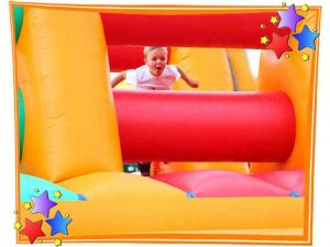 A Kids Inflatable Game