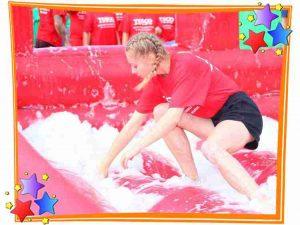 Bubble Pit Game