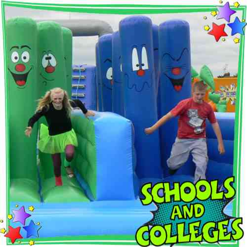 A Children's Games It's A Knockout