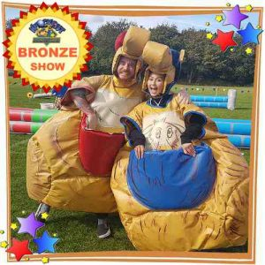 An image of our Bronze Games