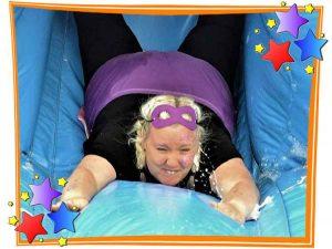 Slide Flume Game
