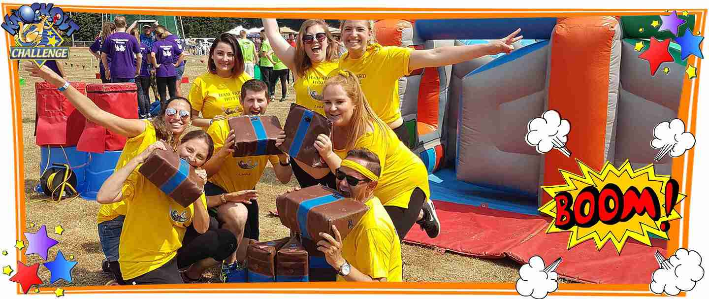 A Charity It's A knockout