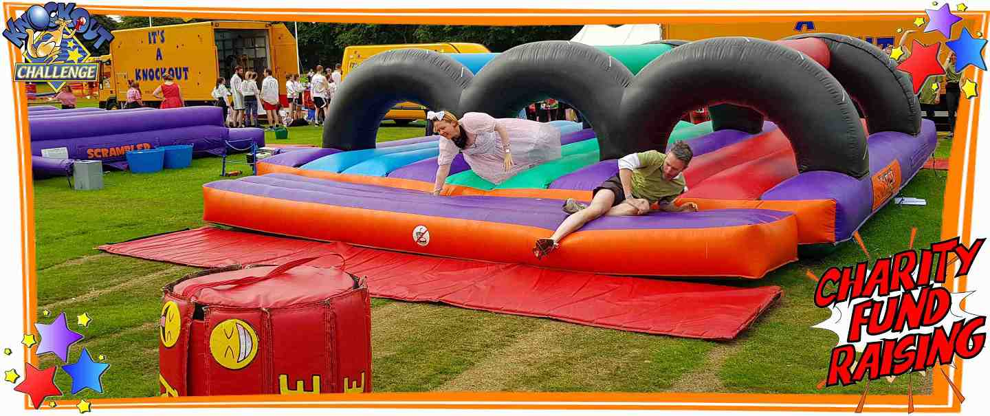 A Fundraising It's A knockout