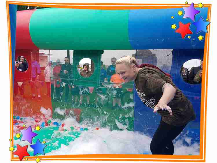 Bubble Cube Game