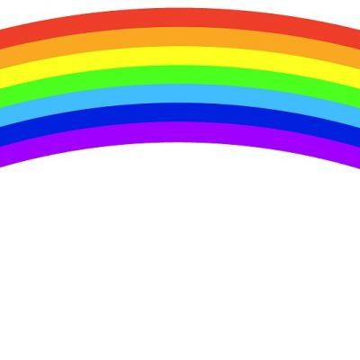 covid-19 rainbow
