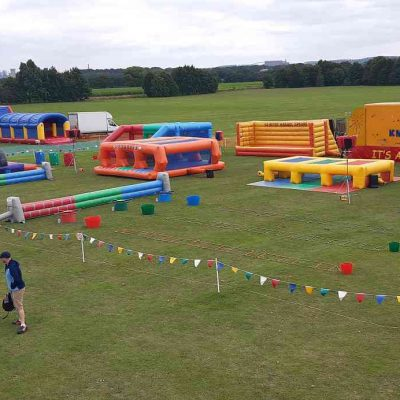 The games arena at MessFest-2021